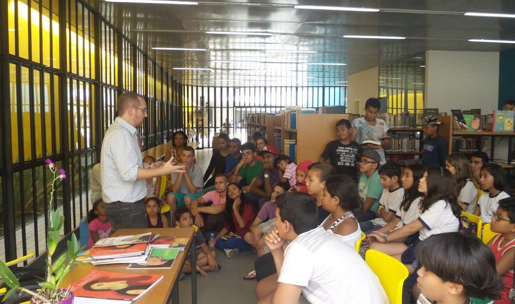 Biblioteca Espaço Alana