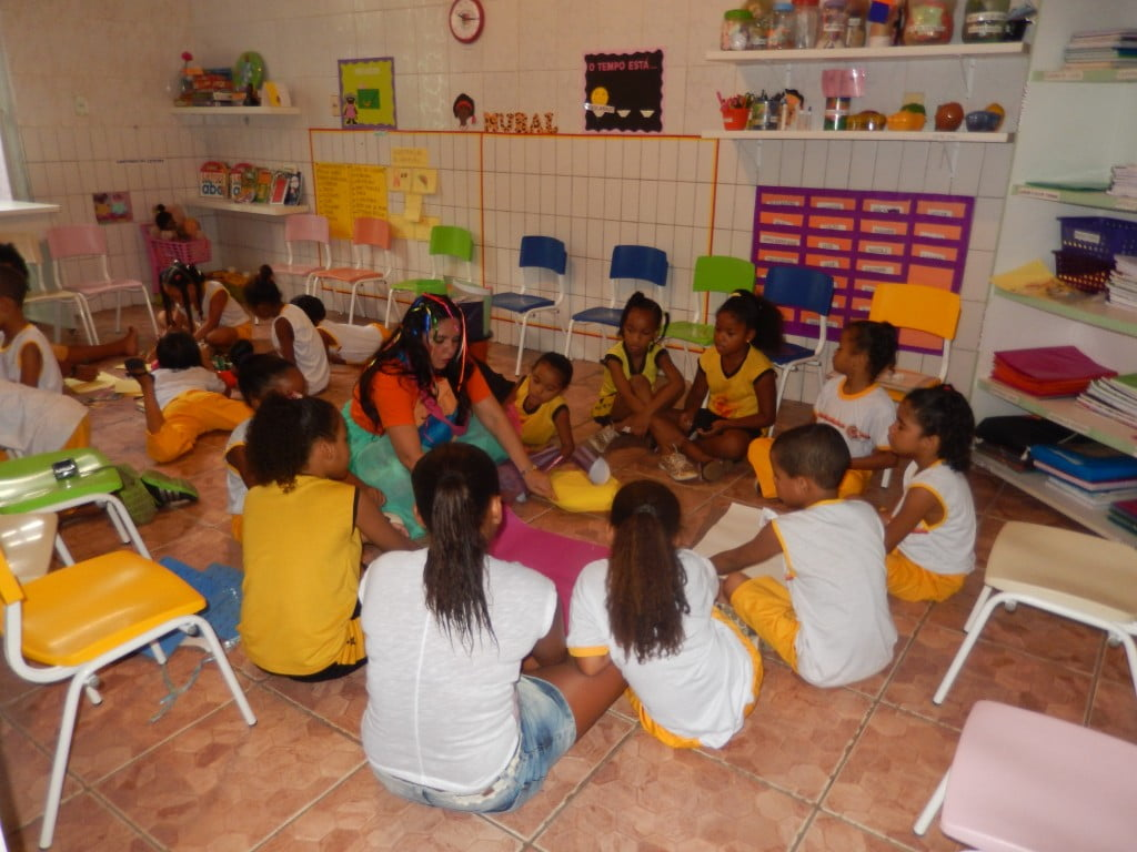 Escola Comunitária Luiza Mahim - BA