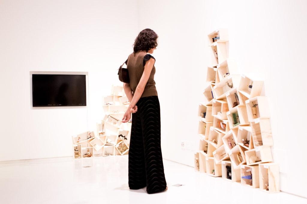 Exposição de brinquedos (Foto: Rodolfo Goud)