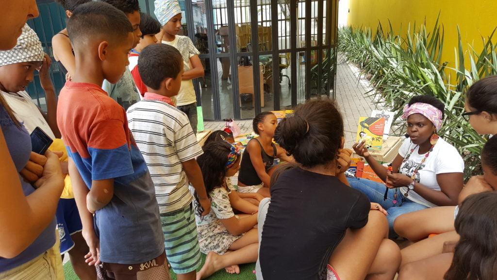 Encontro da Cultura Negra (Foto: Marcia Duarte)