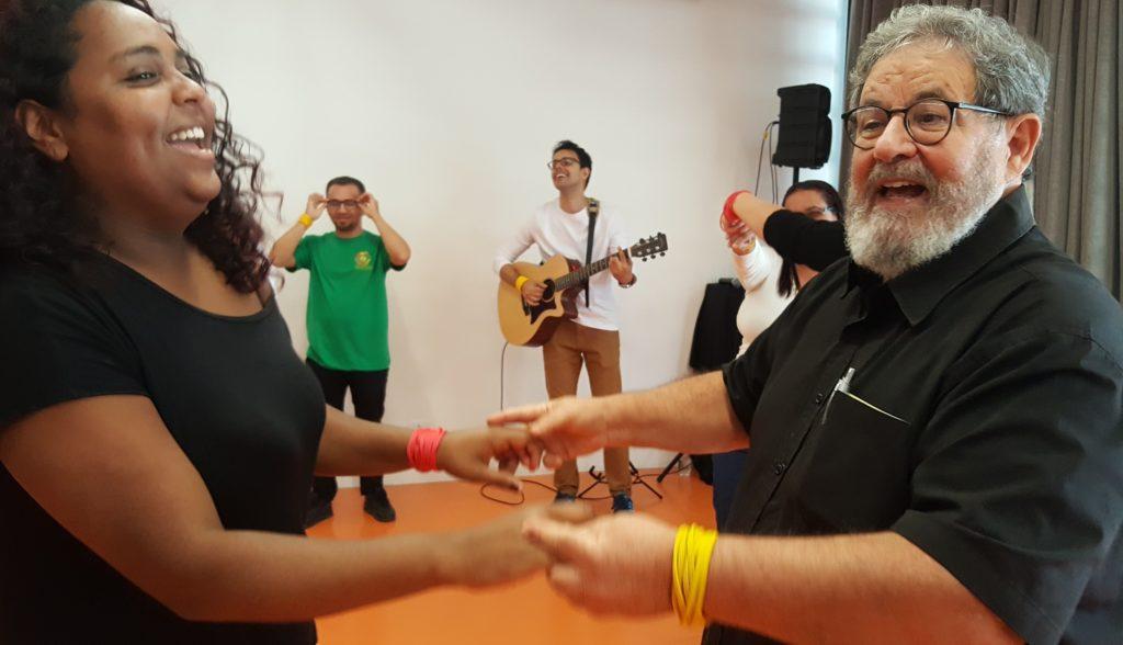Semana Mundial do Brincar- Espaço Alana. Foto: Márcia Duarte.
