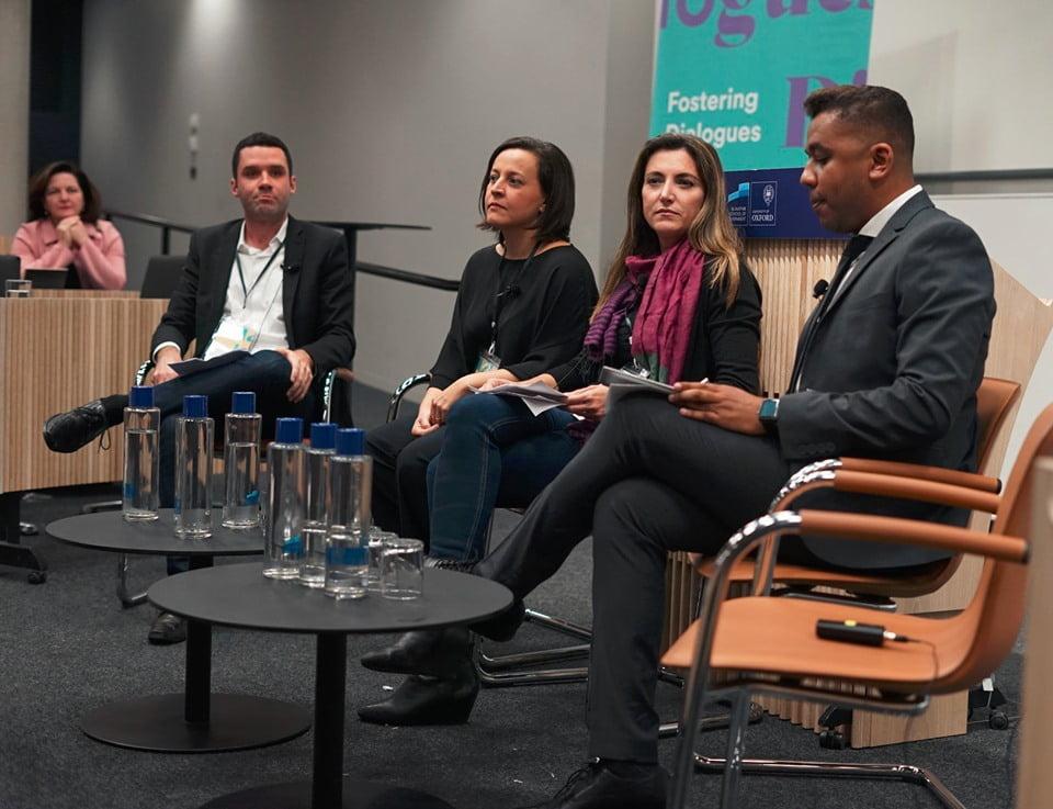 Painel discutiu impacto das fake news no cotidiano do brasileiro e como solucionar esse problema.