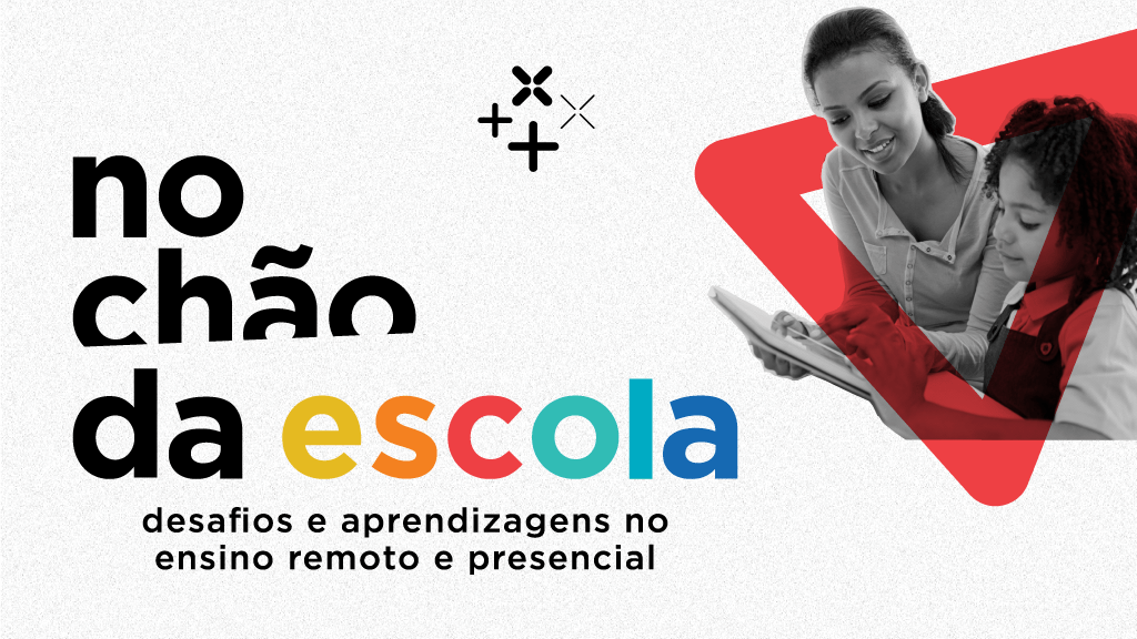 À esquerda o logo do evento